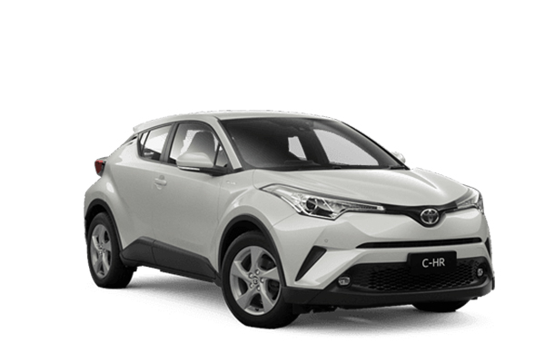 TOYOTA CHR BUSINESS